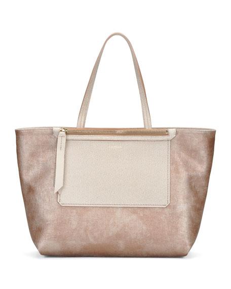 New Easy Shopper Bag, Gold