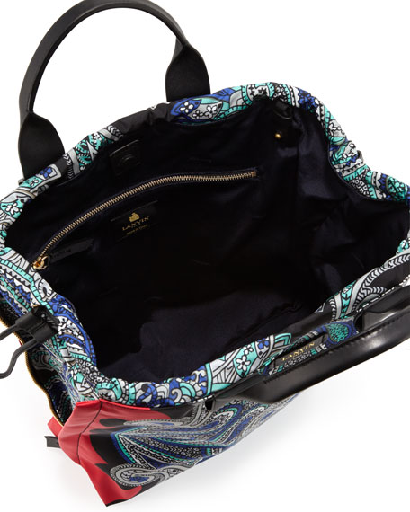 Padam Paisley Shopper Bag, Multi