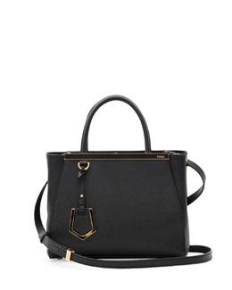 2Jours Petit Tote Bag, Black