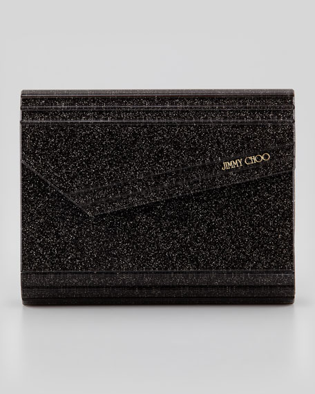 Candy Clutch Bag, Black