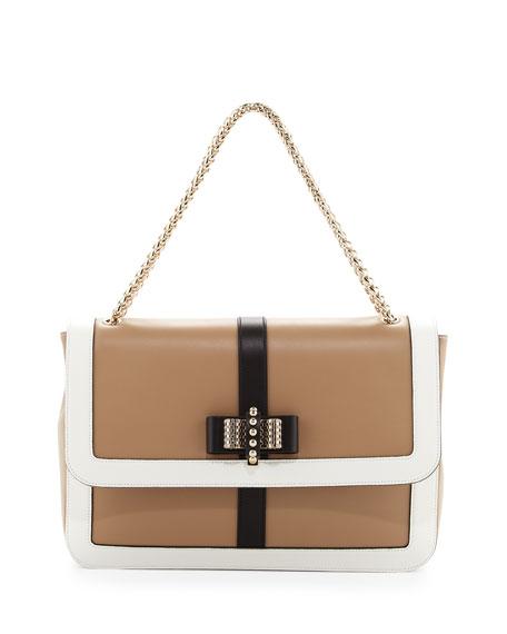 e1d44ceacb1 Sweet Charity Shoulder Bag Beige/White