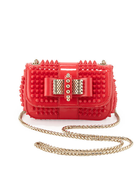 8abc50270f4 Sweety Charity Spiked Crossbody Bag Pink