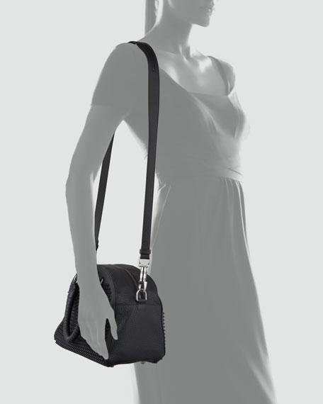 Panettone Studded Satchel Bag