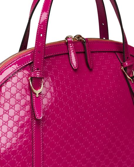 183a57c7b73 Gucci Gucci Nice Microguccissima Leather Top-Handle Bag