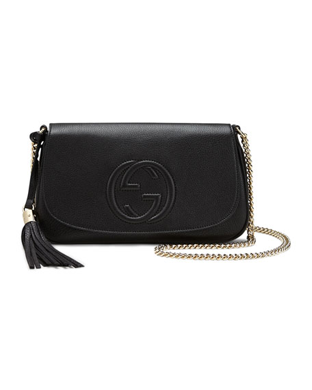 b14427cecfa Gucci Soho Medium Leather Shoulder Bag