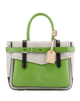 Reed Krakoff Boxer Colorblock Tote Bag
