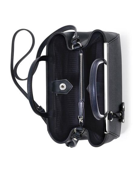 2Jours Mini Tote Bag, Navy