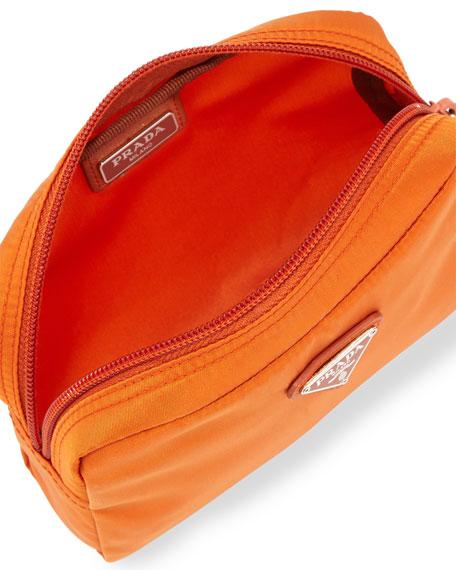 29d30a37a2 Prada Vela Square Cosmetic Bag