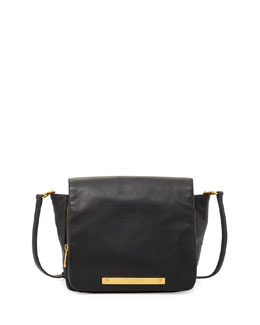 MARC by Marc Jacobs Goodbye Columbus Messenger Bag, Black