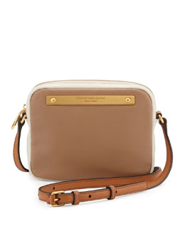 MARC by Marc Jacobs Goodbye Columbus Mireu Crossbody Bag, Brown