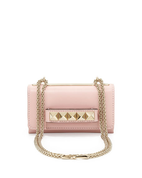 Va Va Voom Mini Bag, Light Pink