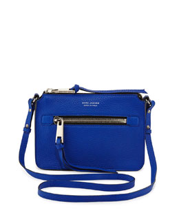 Marc Jacobs Big Apple Pochette Crossbody Bag, Royal