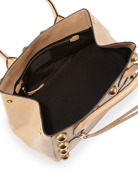 064eba6e73e2 Marc Jacobs Cabochon Not So Big Apple Tote Bag