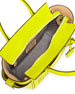 Atlantique Mini Perforated Tote Bag, Yellow