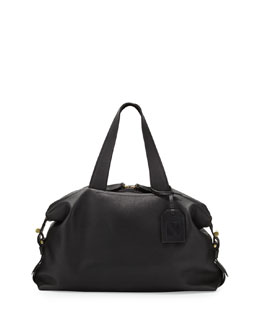 Reed Krakoff RDK Leather Satchel Bag, Black