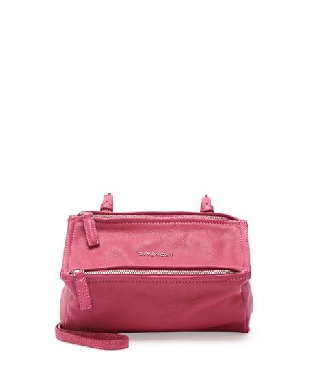 Pandora Mini Sugar Crossbody Bag, Fuchsia