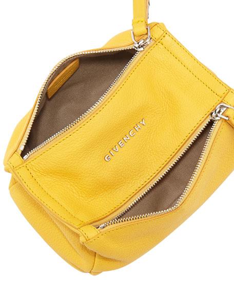 Pandora Wristlet Leather Pouch, Honeycomb