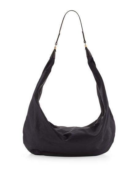 c1a794059d99 THE ROW Nylon Sling Hobo Bag