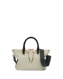Chloe Baylee Mini Shoulder Bag, Gray