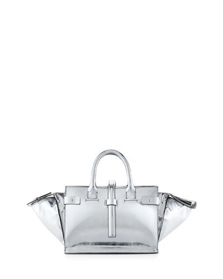 Parigi Mirrored Classic Duffel Bag, Multi