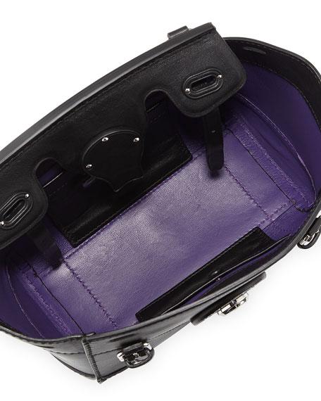 Soft Ricky 18 Crossbody Bag, Black