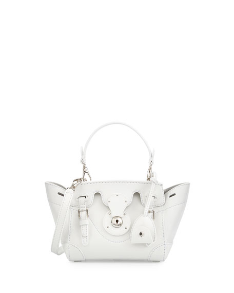 Soft Ricky 18 Crossbody Bag, White
