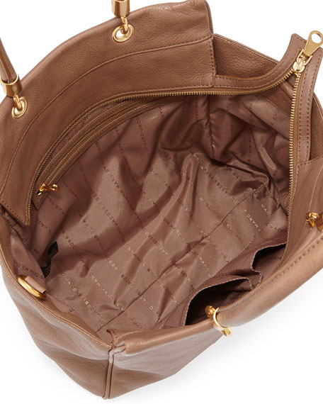 d63e65834f MARC by Marc Jacobs Too Hot to Handle Bentley Tote Bag, Praline