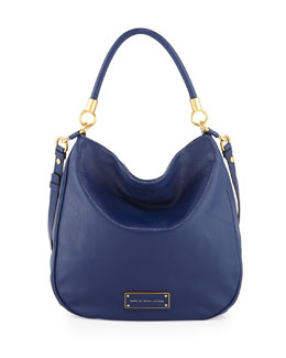 MARC by Marc Jacobs Too Hot To Handle Hobo Bag, Deep Ultraviolet