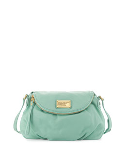 MARC by Marc Jacobs Classic Q Natasha Crossbody Bag, Aqua