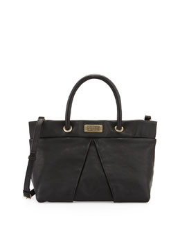 MARC by Marc Jacobs MARChive Leather Tote Bag, Black