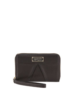 MARC by Marc Jacobs MARChive Mildred Wristlet Wallet, Black