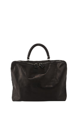 BOYY Martin Double Zip Tote Bag, Black