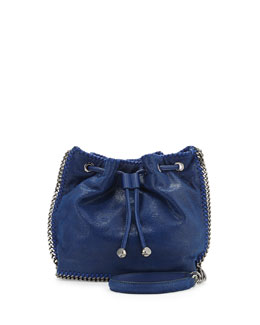 Stella McCartney Falabella Pouch Crossbody Bag, Blue