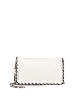 Stella McCartney Falabella Crossbody Bag, White