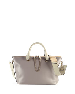 Chloe Baylee Shoulder Bag, Gray
