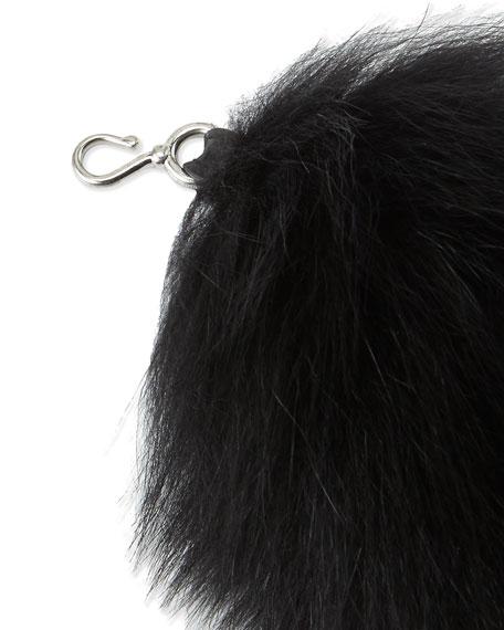 Fox Fur Tail Charm