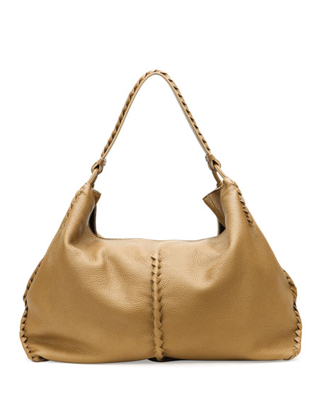 71234e1fe6 Bottega Veneta Cervo Large Shoulder Bag
