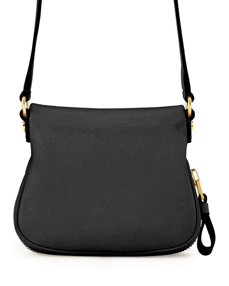 Jennifer Mini Crossbody Bag, Black