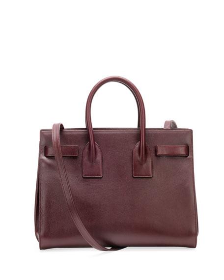 Sac de Jour Small Carryall Bag, Bordeaux