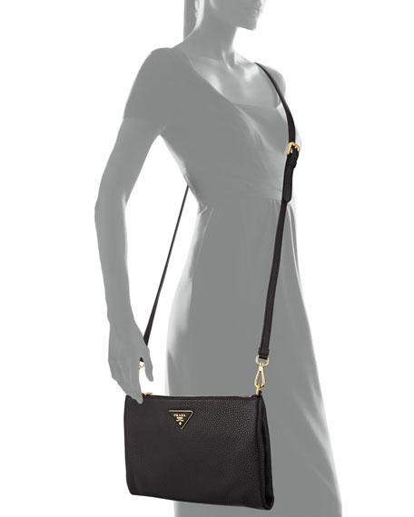 15f612d852be Prada Vitello Daino Crossbody Bag