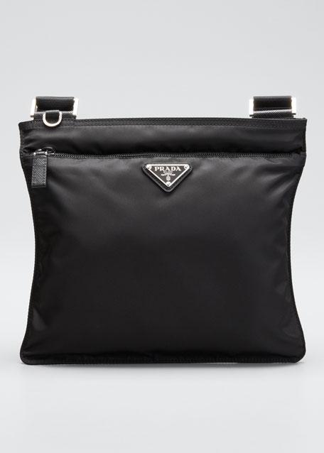 prada vela mini crossbody backpack