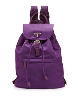 Vela Medium Packpack, Purple (Ciclamino)