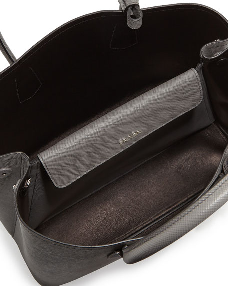 Prada Double Bag Grey