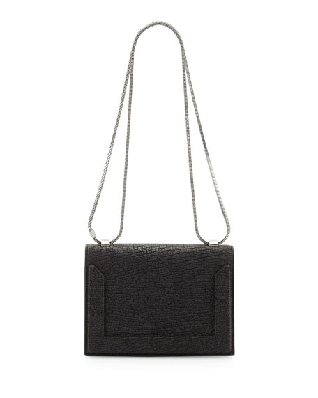 soleil-mini-chain-shoulder-bag,-black by 31-phillip-lim