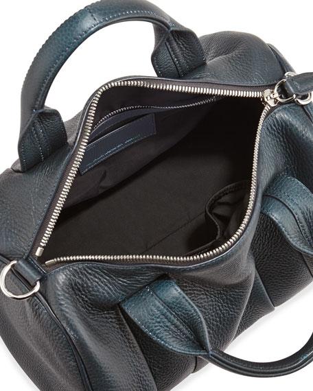 d2063e546b54 Rocco Heat-Sensitive Color-Changing Stud-Bottom Satchel Duffel Bag,  Poseidon/