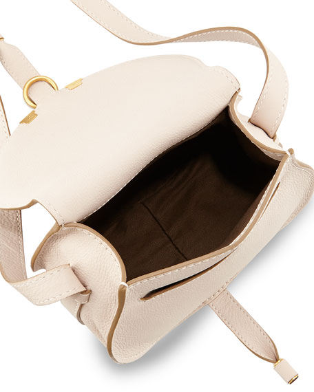 Marcie Small Crossbody Bag, White