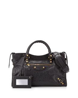 Giant 12 Golden City Bag, Dark Gray