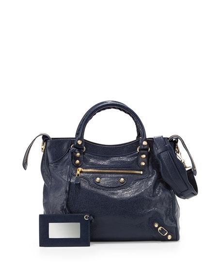 7d2b3a01e1 Giant 12 Golden Velo Bag Dark Blue