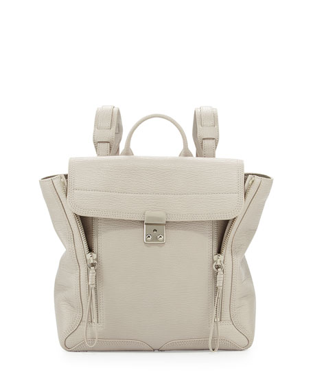 3.1 Phillip Lim Pashli Zip Backpack, Feather
