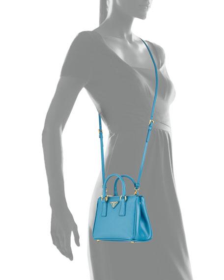 071364744f8d Prada Saffiano Mini Galleria Crossbody Bag